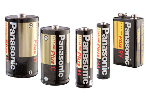 Panasonic Battery Pack At Sharper Image