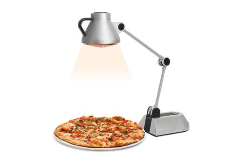 culinary heat lamp sharper image. Black Bedroom Furniture Sets. Home Design Ideas