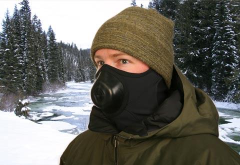 Cold Weather Face Mask   Sharper Image 758667fef58