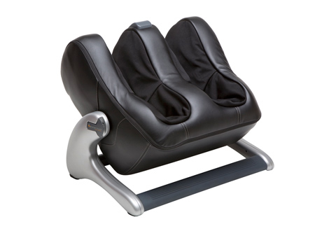 Calf And Foot Massager At Sharper Image