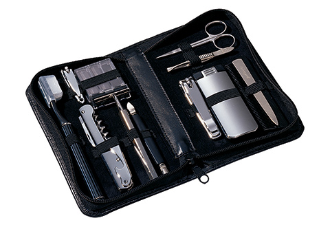 Travel Grooming Kit   Sharper Image 64d3e4c5f2e97