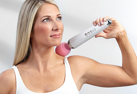 Personal Massager At Sharper Image