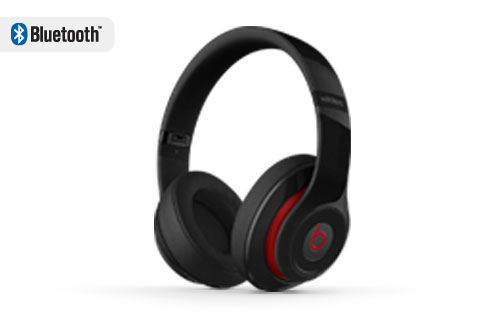Beats Studio Wireless Bluetooth Headphones At Sharper Image