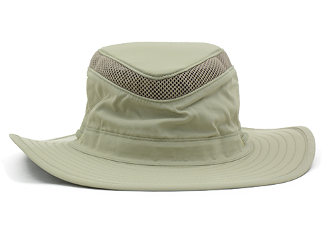 b22c6fd8 World's Best Vented Sun Hat @ Sharper Image