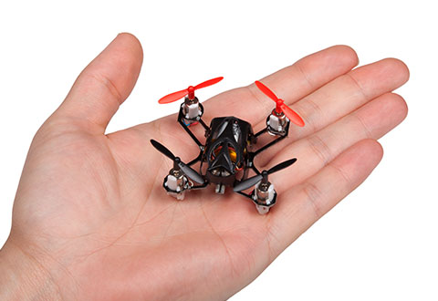 Rc Micro Drone At Sharper Image