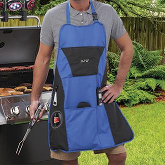 1b34620e7c8 24 Piece BBQ Tool Set @ Sharper Image