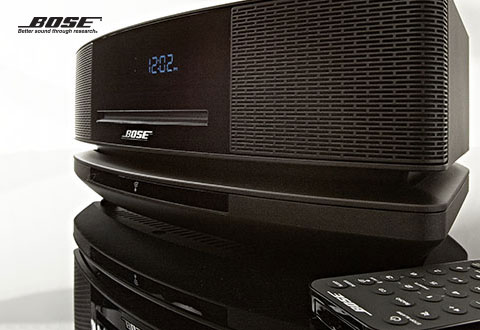Bose® Wave® SoundTouch® music system IV @ Sharper Image