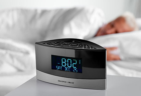 Sound Soother White Noise Machine Sharper Image