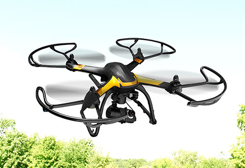 Professional Video Drone At Sharper Image