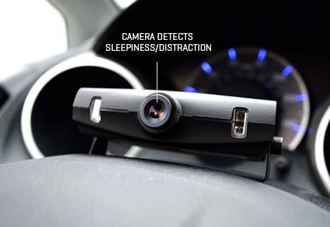 Driver Drowsy Safety Alert System Sharper Image