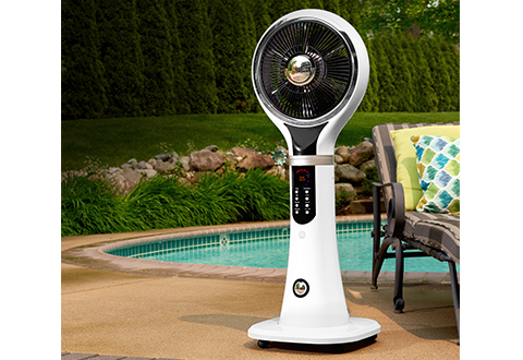 Portable Evaporative Cooler At Sharper Image