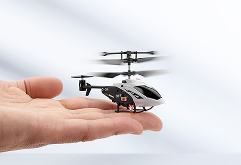 Nano Rc Chopper At Sharper Image
