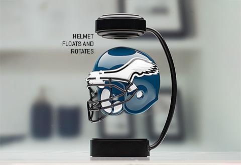 583e91a29d6 NFL Hover Helmet   Sharper Image