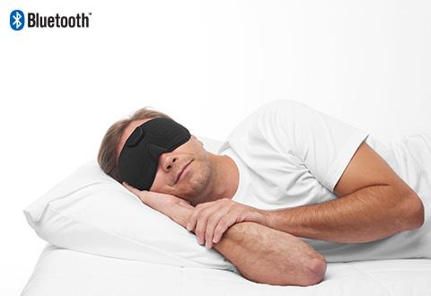 Smart Anti-Snore Sleep Mask @ Sharper Image