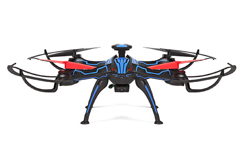 Pro Gps Streaming Drone At Sharper Image