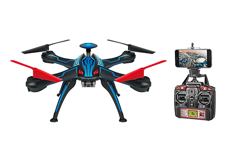 Pro Live Feed Hd Camera Gps Drone At Sharper Image